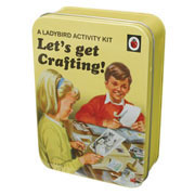 Ladybird Activity Kit - Let's Get Crafting