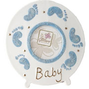 All That Glitters Baby Frame