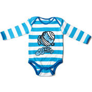 Mr. Bump Stripey Babygrow