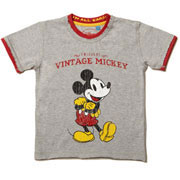 Mickey Mouse Marl T Shirt 1 to 2 years
