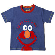 Elmo Loves Me T-Shirt