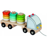 Colour Sorting Truck by Janod