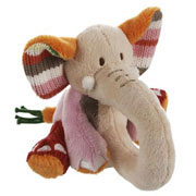 Elephant Gaby Rattle by Happy Horse