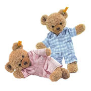 Steiff Sleep Well Bear (Pink or Blue)