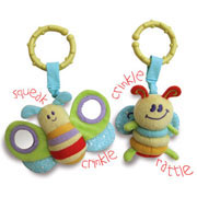 Rattle and Squeak Set