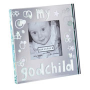 Mirror Frame 'My Godchild' from Spaceform