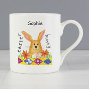 Easter Bunny Mug With Chocolates