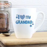 Personalised I Love My... Mug