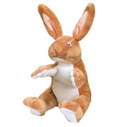 Little Nutbrown Hare Bean Toy