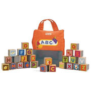 Fun with Food - ABC Food Blocks