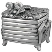 Princess & The Pea Trinket Box