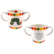 Two Handled Very Hungry Caterpillar Mug by Portmeirion