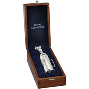 Royal Selangor Pewter Picnic Bubble Blower in Wooden Box