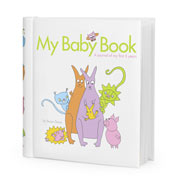 My Baby Book - A journal of my first 5 years