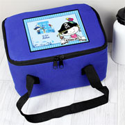 Personalised Pirate Insulated Lunch Sandwich Bag