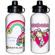 Bang on the Door Groovy Chick Drinks Water Bottle