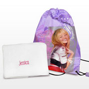 Hannah Montana Swim Bag & Personalised Towel