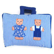 Twin Teddies Dressing Up Bag by Oskar and Ellen