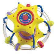 Whoozit Galaxy Star Activity Ball