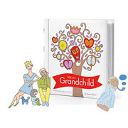 For My Grandchild Memory Book