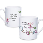 EXCLUSIVE - Daughter Christmas Mug