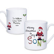 EXCLUSIVE - Son Christmas Mug