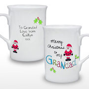 EXCLUSIVE - Merry Christmas Grandad Mug