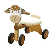 Lambie Ride-On Toy