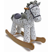 Dylan and Boo Rocking Horse by Little Bird Told Me