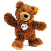 Steiff Charly Dangling Teddy Bear Brown 23cm