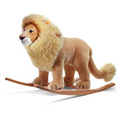 Steiff Riding Lion