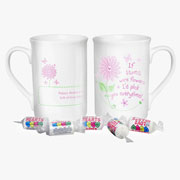 Personalised I'd Pick You Slim Mug - Mummy, Nanny, Auntie