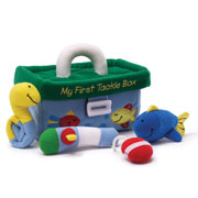 My First Tackle Box Play Set by Gund