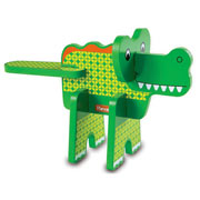 Jungle Pals Alligator Stacking Puzzle