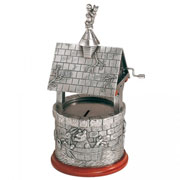Pooh Musical Coin Box - Wishing Well by Royal Selangor
