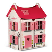 Mademoiselle Dolls House by Janod