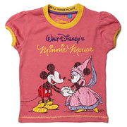 Minnie Mouse T-Shirt (1 to 2 Years)