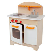 Gourmet Kitchen (White) by Hape