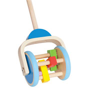 Lawnmower Push and Pull by Hape