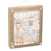 Sophie the Giraffe Prestige Blanket Gift Set