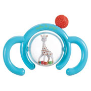 Sophie the Giraffe Twin Fraisy Teething Rattle