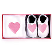 Inch Blue Pink Heart Gift Set