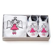 Inch Blue Angel Gift Set
