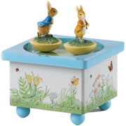 Peter Rabbit and Benjamin Bunny Musical