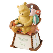 Pooh & Piglet Rocking Money Bank
