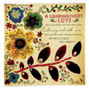 A Grandmothers Love Tile