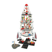 Hape Discovery Spaceship and Rocket