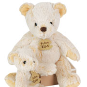 Z'Animoos Classic Bear - Beige (Gift Boxed)