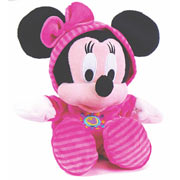 Minnie Mouse in a Romper Suit