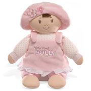 My First Dolly (Brunette) by Gund